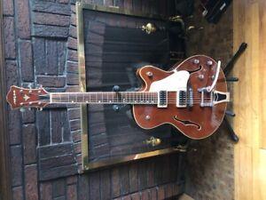 Aria FA-80 Tennessean style guitar - perfect condition