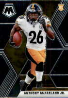 2020 MOSAIC #237 ANTHONY MCFARLAND JR. RC ROOKIE PITTSBURGH STEELERS
