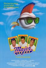 """Major League Movie Poster [Licensed-NEW-USA] 27x40"""" Theater Size Sheen Snipes"""