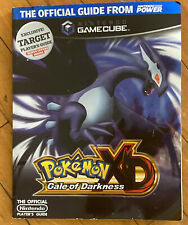 Pokemon XD: Gale of Darkness Official Nintendo Strategy Guide - Good condition