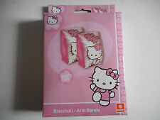 BRASSARD BOUEE GONFLABLE HELLO KITTY POUR ENFANTS