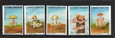 Sao Tome and Principe 1988 Fungi (47) Canc