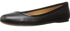 $135 size 10 Coach Halle Black Ballet Flats Slip On Womens Shoes NEW