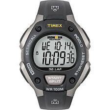 Timex Ironman Triathlon 30 Lap Grey-black T5e901