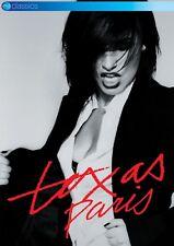 TEXAS - PARIS  DVD NEW+