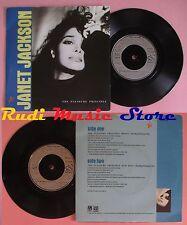 LP 45 7'' JANET JACKSON The pleasure principle 1986 england A&M no cd mc dvd