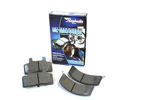 Front Ceramic Brake Pads for Chevrolet C1500, G10, K1500, GMC G1500 & K1500