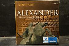 Gisbert Haefs - Alexander (Historischer Roman)     18 CD-Box