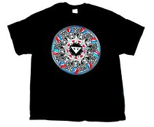 Grateful Dead-Circle-T-SHIRT - taglia size L-NUOVO