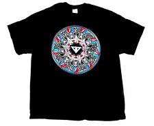 Grateful Dead-Circle-T-SHIRT - taglia size L-NUOVO
