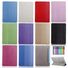 """For Samsung Galaxy Tab S2 S3 9.7"""" Tablet Ultra Thin PU Leather Smart Case Cover"""