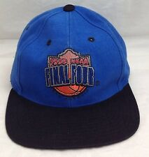 1998 NCAA Final Four Cap Hat with Tag, University of Kentucky, Blue/black