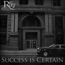 "Success Is Certain [PA] by Royce da 5'9"" (Vinyl, Aug-2011, Gracie Productions)"