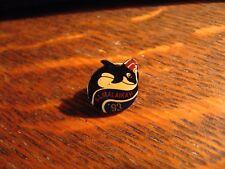 Al Malaikah Shrine Temple Lapel Pin - Vintage 1993 Los Angeles CA Shriners Badge