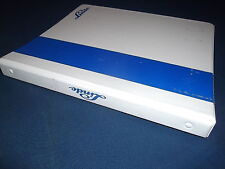 LINDE EGU-20 ELECTRIC PALLET MOVER TRUCK OPERATION & MAINTENANCE MANUAL BOOK