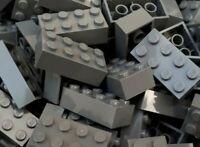 50 Lego® Steine Dark bluish gray 2*4 *neu* Bricks 3001 Star Wars® Creator grau