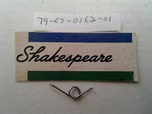 NOS Shakespeare 2201-040 2400-040 Fishing Reel Bail Spring 79-67-0162-01