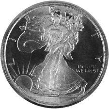 *SALE* 1/10 oz .999 Fine Silver Bullion Round-Walking Liberty Design-Fractional