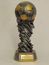 Weltpokal, Fußball-Trophäe, Wanderpokal ca. 30 cm hoch incl. Gravur