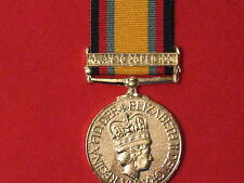 FULL SIZE GULF WAR MEDAL 1990 1991 WITH FEB CLASP MUSEUM COPY MEDAL WITH RIBBON