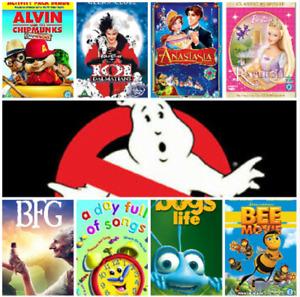 DVD Kids Movies & Cartoons & Great Family Film DVD Disney Pixar Discounts Avail
