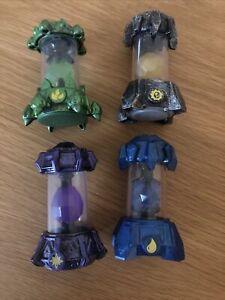 Skylanders Imaginators RESET Creation Crystals Bundle x4 crystals