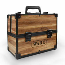 Wahl Barber Lockable Wooden Tool Box