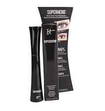 It Cosmetics Superhero Elastic Stretch Volumizing Mascara Super Black