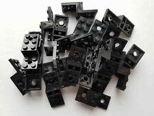 Lego Black Bracket 2x5, Part 11215, Element 6039194, Qty:25 - New