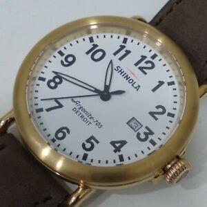 Shinola runwell 41mm mens watch