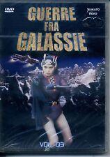 DVD SENTAI/TOKUSATSU 70-GUERRA FRA GALASSIE/UCHU KARA NO MESSAGE GINGA TAISEN 3