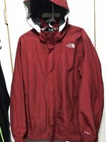The North Face Hyvent Tri-Climate Dark Red Jacket 3-in-1 Men's Extra Large