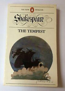Tempest, The   - Shakespeare  New Penguin Shakespeare PB Hogarth cover