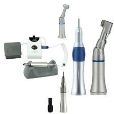 Dental Portable Electric Micro Polisher Motor + Straight Handpiece contra
