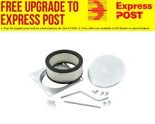 Mr Gasket Mr Gasket Street Scoop Conversion Kit & Parts (Single to Dual) Convert