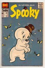 D525 Spooky Tuff Little Ghost #2 Harvey Golden Age Comic Book