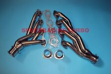 FOR CHEVY/GM A-BODY BIG BLOCK BBC 396-502 454 V8 EXHAUST MANIFOLD SHORTY HEADER