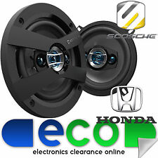 Honda Civic EP3 2000 - 2005 SCOSCHE 13cm 320 Watt 4 vie Porta Anteriore oratori