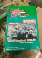 2003 GI Joe Spy Troops MUV with Beachhead - MIB Factory Sealed