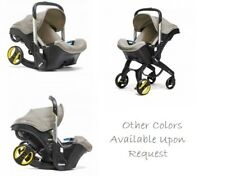 NEW Doona Car Seat Stroller Beige Quick Ship (other colors upon request)