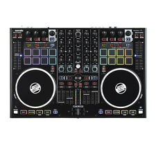 RELOOP TERMINAL MIX 8 -- 4 DECK DJ CONTROLLER w/ SERATO DJ / TM8, Authorized DLR