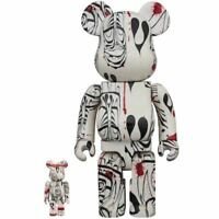 Medicom Toy BE@RBRICK PHIL FROST 2019 100% & 400% from Japan Figure Doll