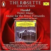 Handel: Water Music / Music for the Royal Fireworks, , Very Good