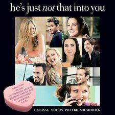 FREE US SHIP. on ANY 2 CDs! NEW CD Various Artists: He's Just Not That Into You