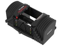 NEW PowerBlock PRO EXP Adjustable Dumbbells Pair w. Stage 2 Kit | 5-70lb Total