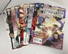 DC Universe Presents:Deadman # 0 -8/ Challengers of the Universe Mixed LOT CR415