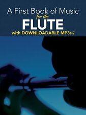 Primer Libro De Partituras Para Flauta aprender a jugar Tchaikovsky Mozart principiante Easy Mp3