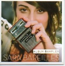 (166F) Sara Bareilles, Album sampler - 2008 DJ CD