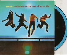 VENICE Welcome To The Rest Of Your Life / Tides 2 TRACK DUTCH CARDslv CD SINGLE