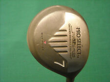PRO SELECT PRISM OS 7 WOOD - R FLEX GRAPHITE SHAFT - GOOD CONDITION!